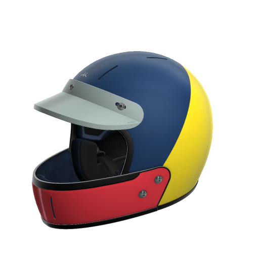 peinture casque personnalisée, Configurateur
