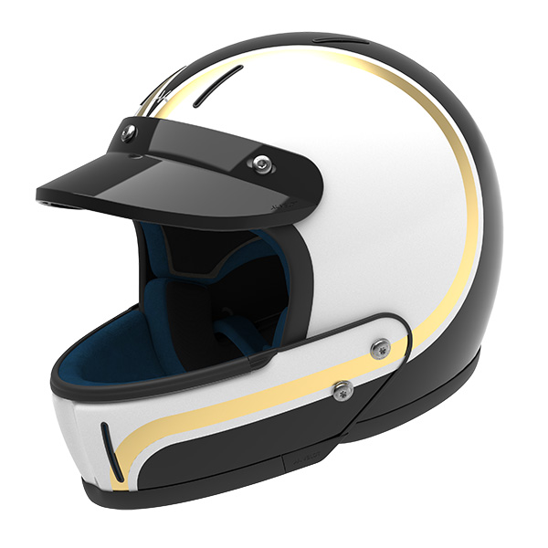Gold Wave Black - enduro