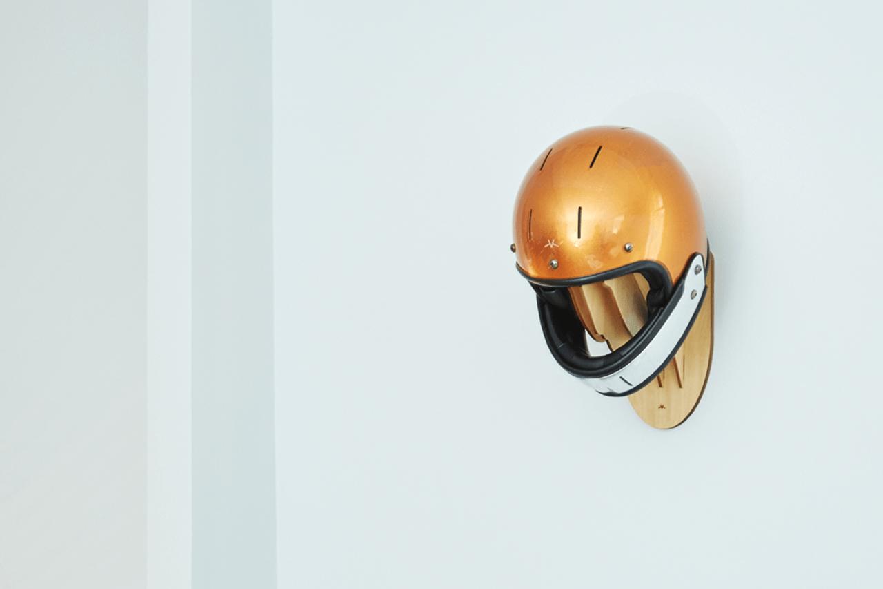 helmet rack, Trophy
